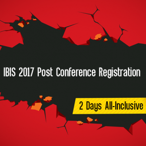 IBIS 2017 Post Conference Product Image
