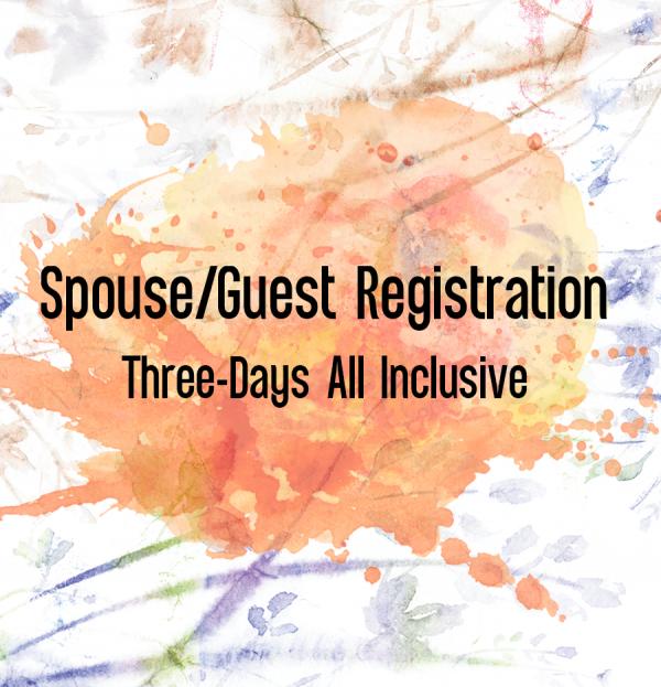IBIS 2019 Spouse/Guest Conference Registration