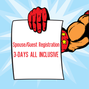 IBIS 2019 Spouse Registration