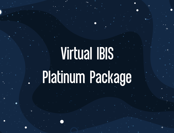 Virtual IBIS 2021 Platinum Package