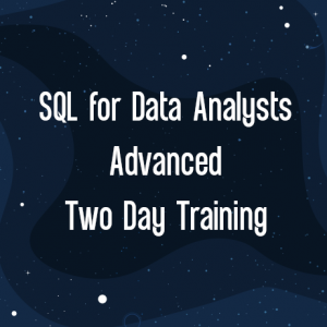 SQL for Data Analysts – Advanced