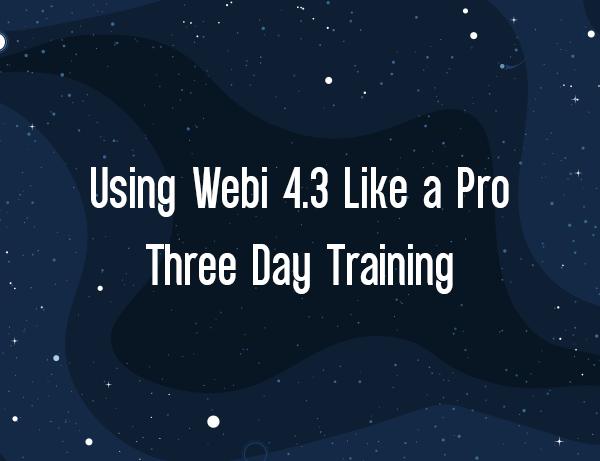 Using Webi 4.3 Like a Pro Product Image